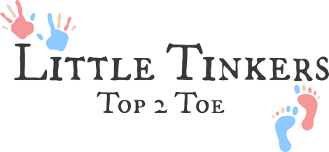 LittleTinkers Top 2 Toe